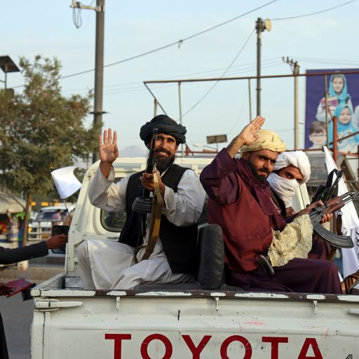 Everything you need to know about the Taliban takeover