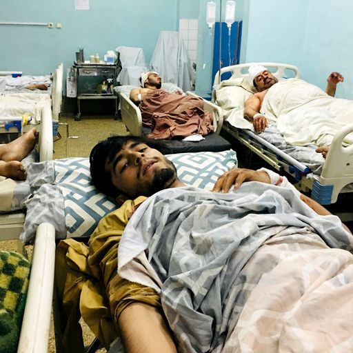 Carnage in Kabul: How the attacks unfolded