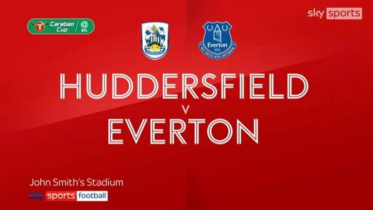 Huddersfield Town vs Everton Highlights 24 August 2021