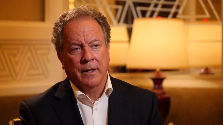 David Beasley warned they could run out of money to feed Afghanistan as soon as next month