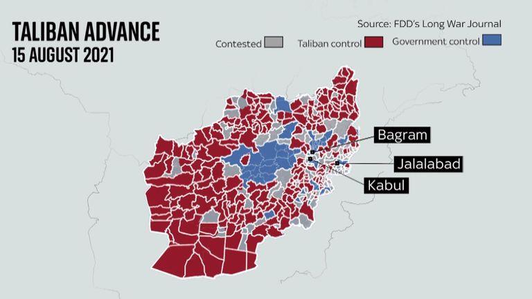 Afganistán: ¿Quiénes son los talibanes, cuál es su historia y qué quieren  para el país? | Noticias del mundo - Espanol News - espanol.news