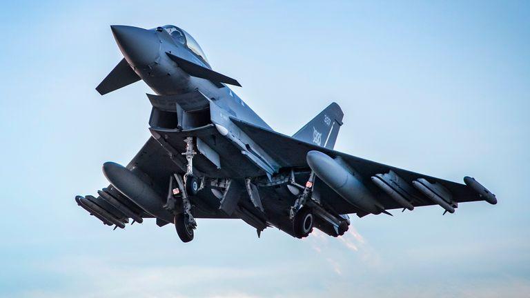 Pic: RAF