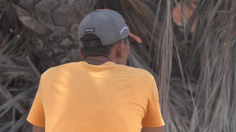 Ali Karkenni became a fisherman and then a people smuggler