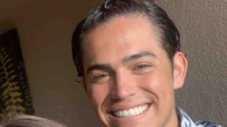 Anthony Barajas's family set up a Go Fund Me page while he was on life support. Pic: GoFundMe