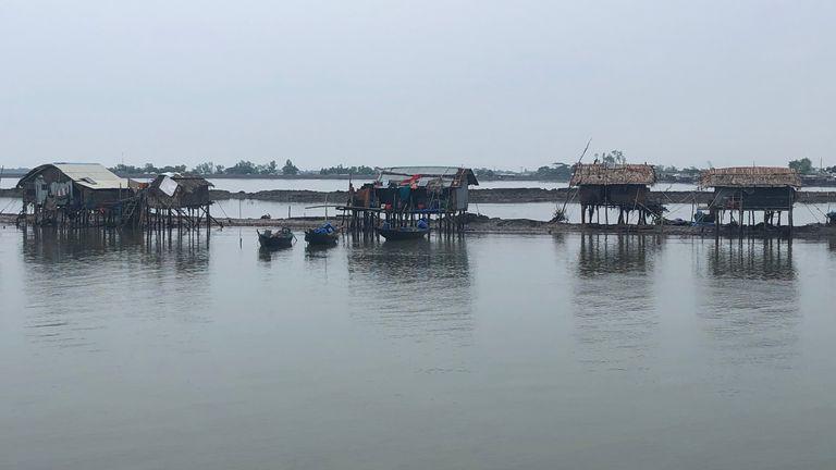 Kalabogi in Bangladesh