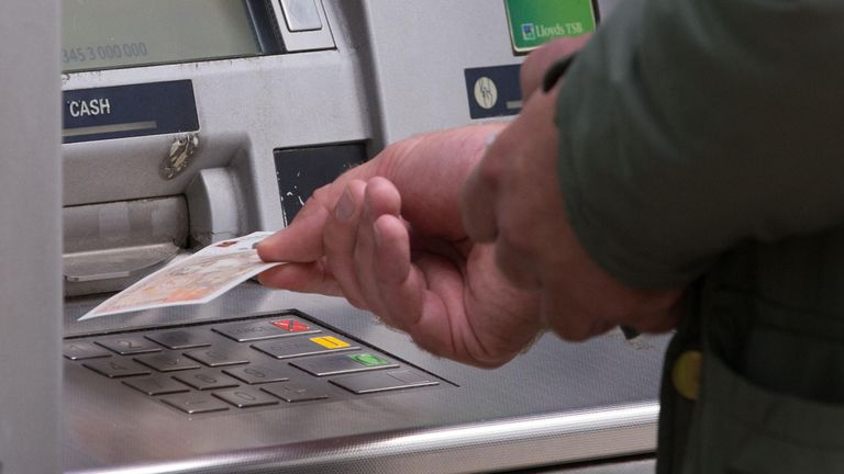 Research from Which? has found 8,000 ATMS have disappeared in the past 18 months.