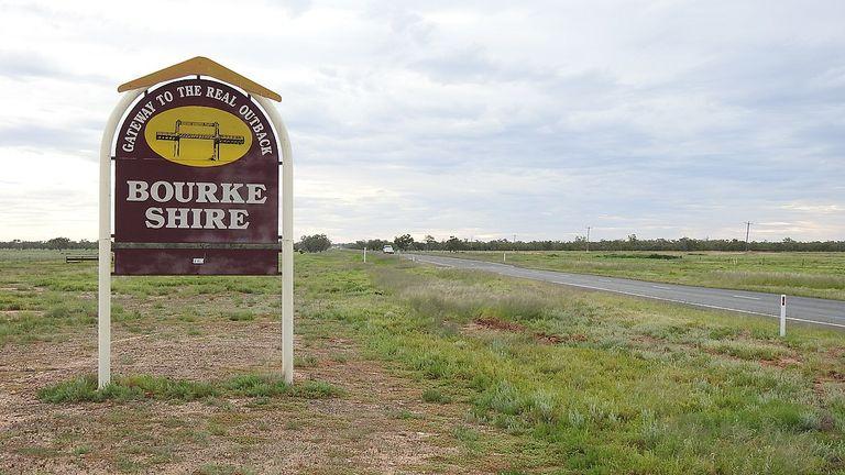 Bourke Shire Council. Pic: Q8682