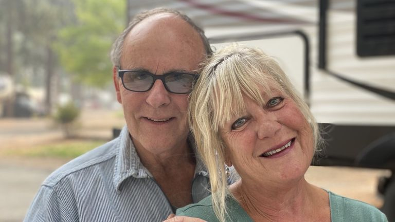 Terry and Sheri