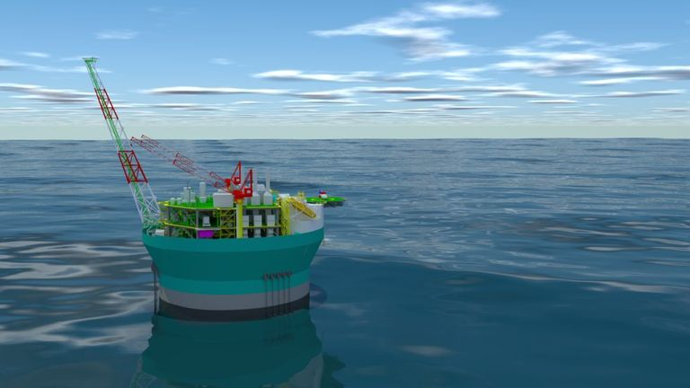 Ministers and advisers insist that the approval of Cambo is entirely in the hands of the oil and gas regulator. Pic: Sevan SSP/Sembcorp Marine