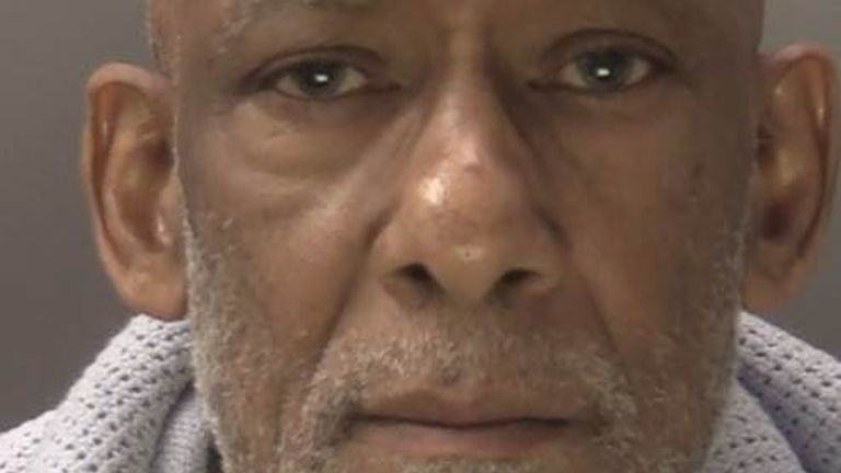 """Carvel Bennett, a """"wicked"""" rapist who 13-year-old victim became pregnant in the 1970s has been jailed decades after the crime"""