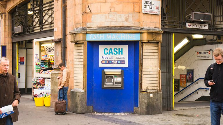 Millions rely on cash points and are 'not yet ready' to bank digitally, say Which?