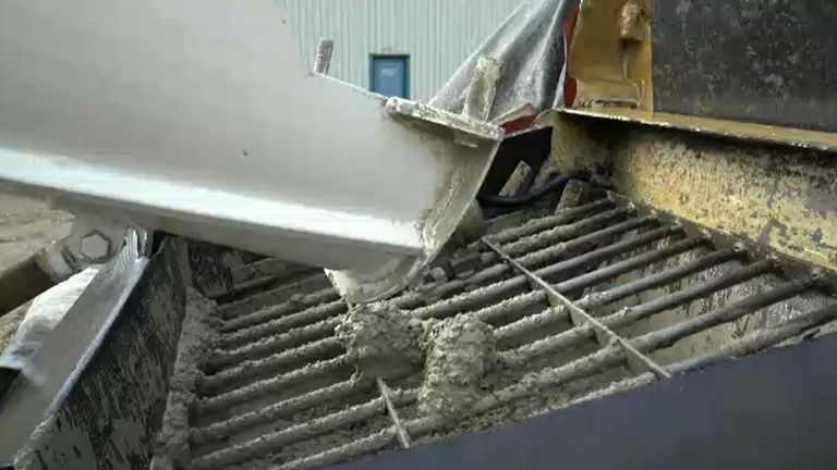 Governments must regulate the cement industry to tackle its carbon emissions, says environmental expert