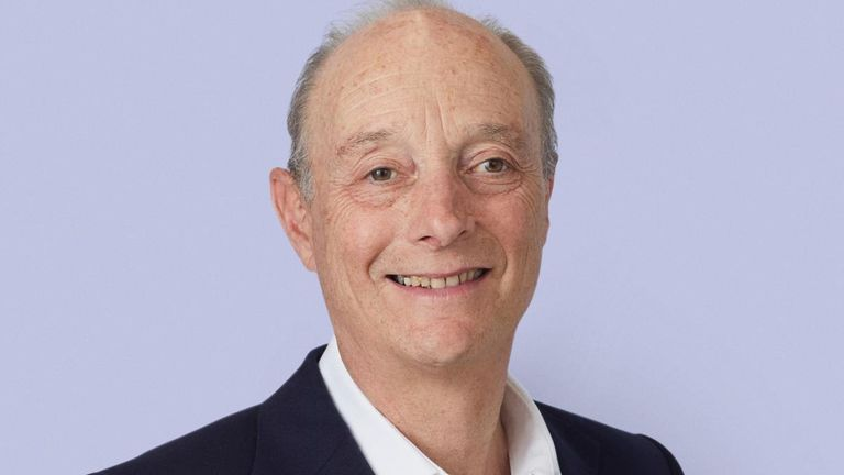Charles Gurassa was appointed non-executive chair in January 2016. Pic: Channel 4