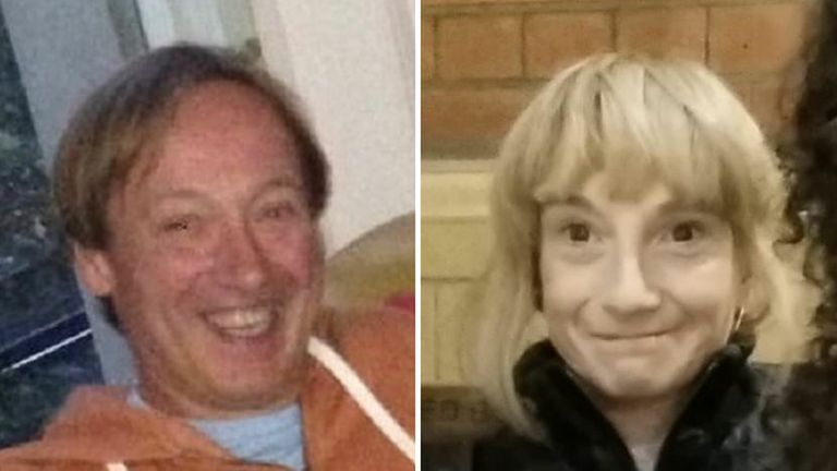 Clinton Ashmore and Sharon Pickles, Westminster murder victims