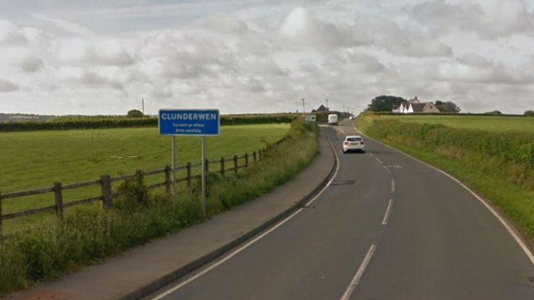 Clynderwen. Pic: Google Street View