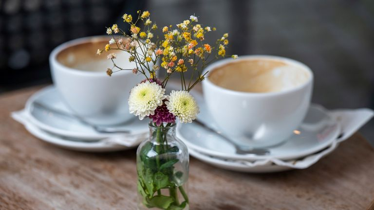 Three cups of coffee a day linked to lower risk of heart disease