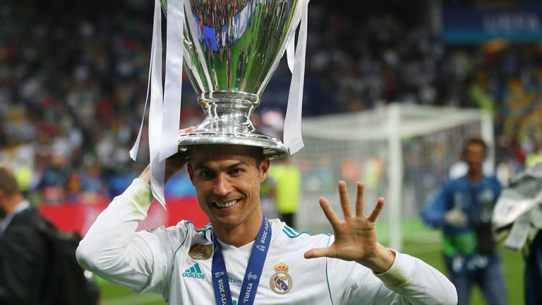 Ronaldo has won more trophies than most clubs