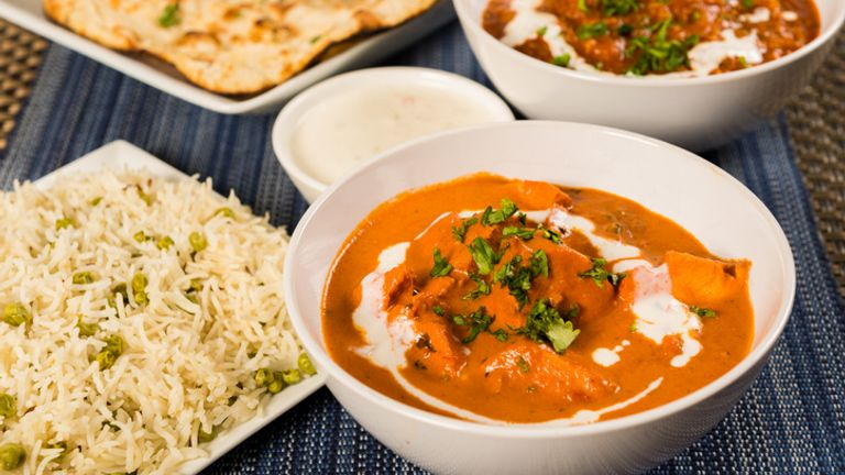 The word curry has long been used as an umbrella term in the UK. Pic: iStock