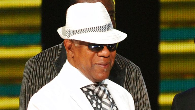 The saxophonist died peacefully in his sleep, according to a statement from his rep