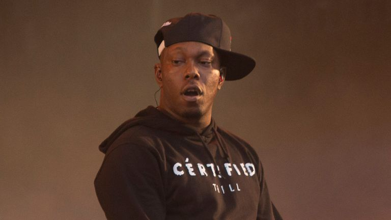 Dizzee Rascal has been charged after a woman was injured in London