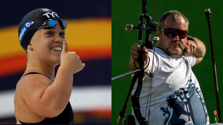 Ellie Simmonds and John Stubbs will be the flag carriers for Paralympics GB at Tokyo 2020