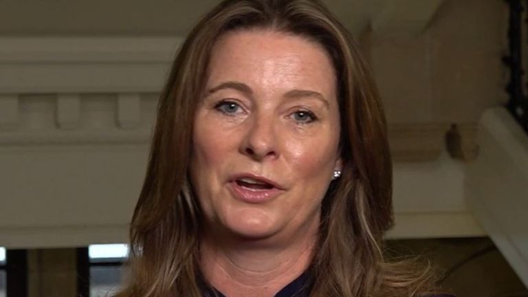 Gillian Keegan defends government stance on travel regulations