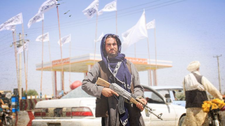 The Taliban have been accused of brutally enforcing their own strict version of Sharia, or Islamic law