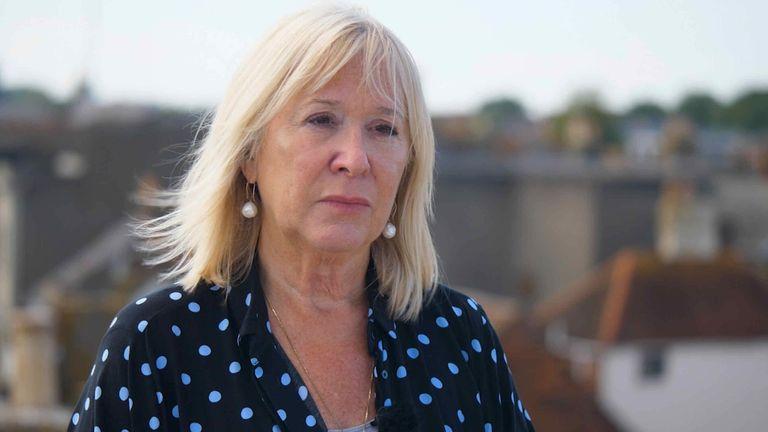 Dr Carol Tozer says the local council is facing an 'unprecedented crisis'