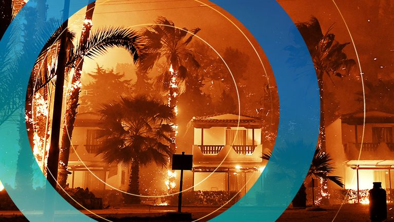 Heat domes cause lengthy periods of hot weather