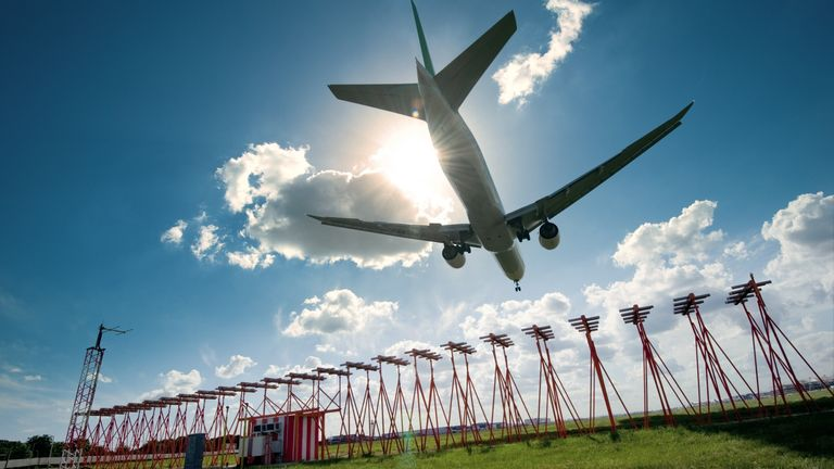 The airport introduced pay cuts last year in a bid to save thousands of jobs. Pic: Heathrow