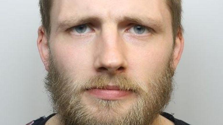 James Dean Clark has been found guilty of murdering his newborn son