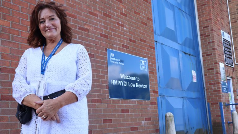 Kim Hogg. Pic: Sarah Dodds/Spectrum Community Health CIC