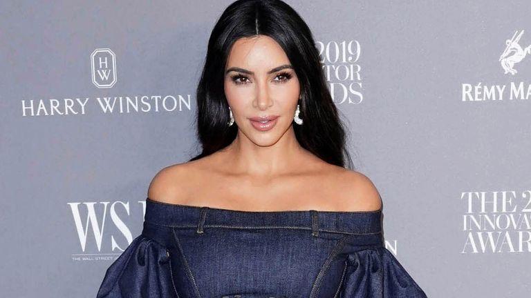 Kim Kardashian pictured in New York in 2019. Pic: zz/John Nacion/STAR MAX/IPx/AP