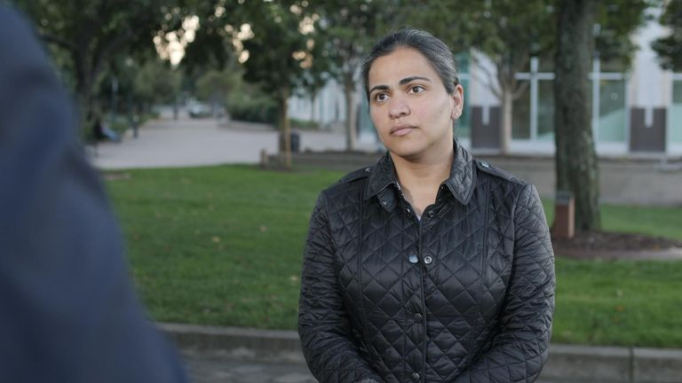 Aisha Wasab, the first Afghan American woman elected to public office in the US, is now mayor of Hayward