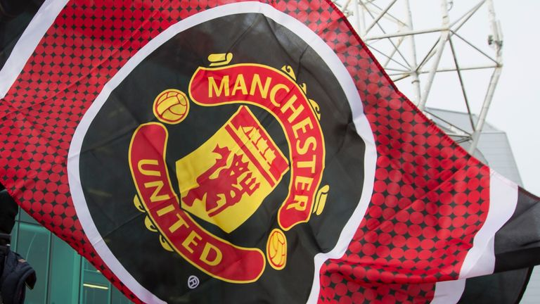 Manchester United. Pic: AP