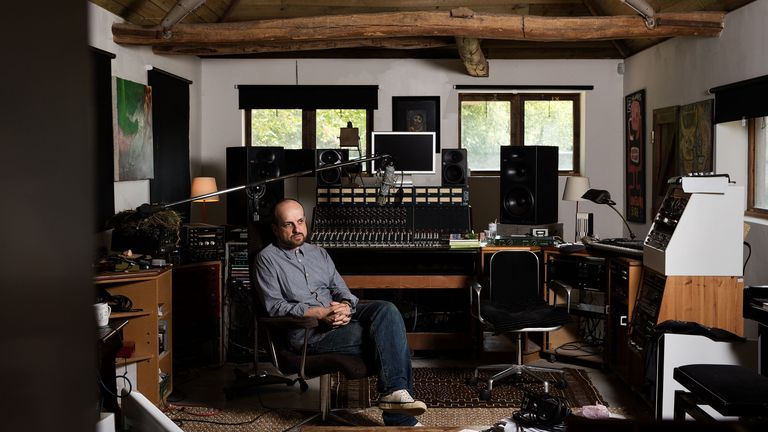 Matthew Herbert composed the score for TV series Noughts + Crosses. Pic: Ivors Academy