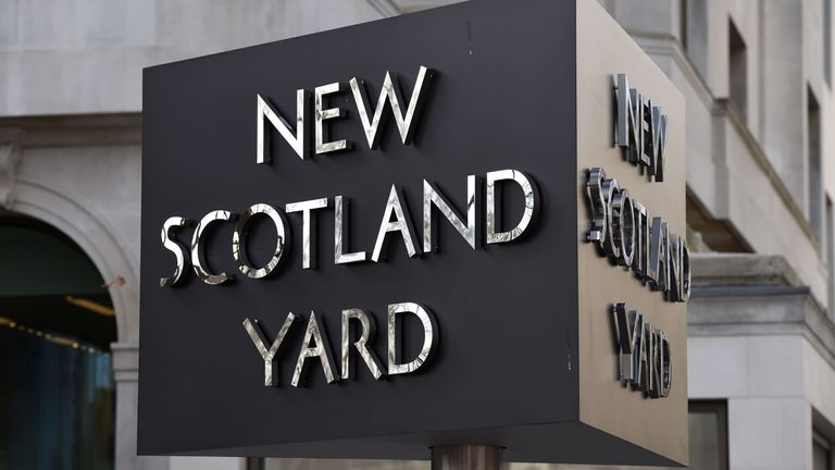 The Metropolitan Police is said to have made slow progress in child protection