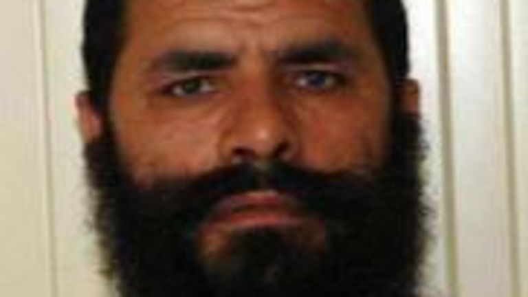 Mohammed Fazl, during his detention at the Guantánamo facilities