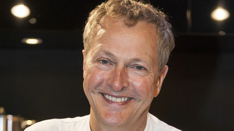 Nick Nairn became the youngest Scottish chef to win a Michelin star. Pic: Ray Tang/Shutterstock