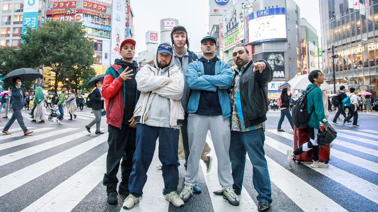 People Just Do Nothing: Big In Japan. Pic: Universal Pictures