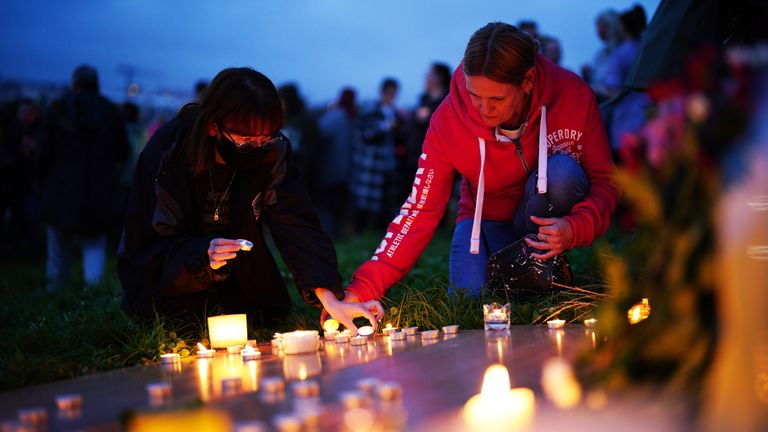 A minute's silence will be held in the city on Monday to pay tribute to the victims
