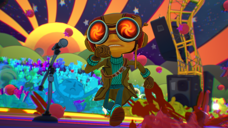 Pic: Double Fine Productions