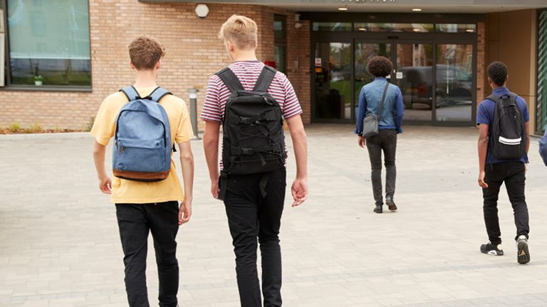 Teenagers aged 16 and 17 will be offered a dose before returning to school or college next month