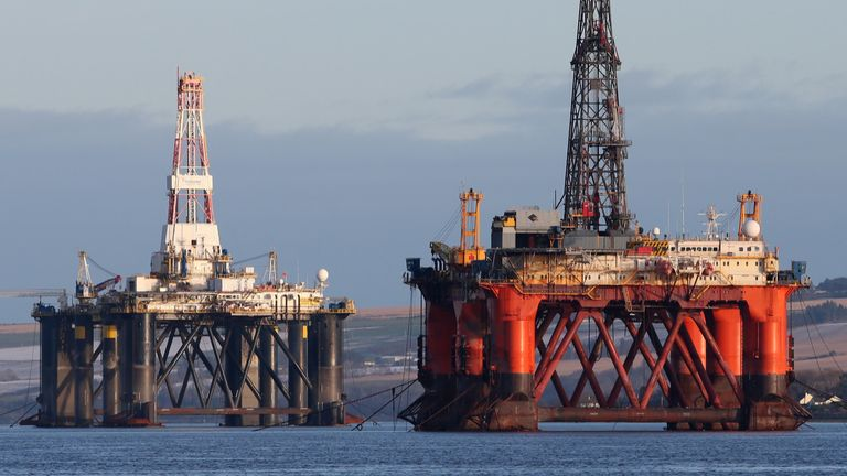 """On the Daily Climate Show, the row over North Sea oil continues with the Scottish Green Party claiming the extraction of new oil and gas is """"downright dangerous""""."""