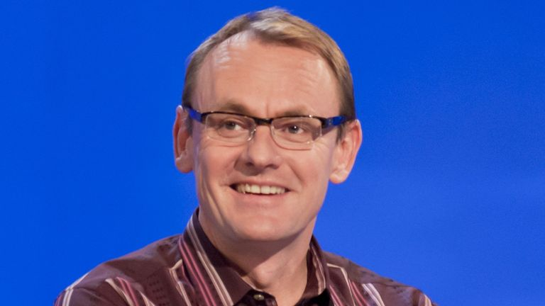 Sean Lock was known for panel shows 8 Out Of 10 Cats and 8 Out Of 10 Cats Does Countdown