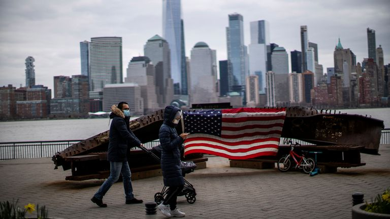 The Department of Homeland Security has warned of terror attacks as they 20th anniversary of 9/11 approaches