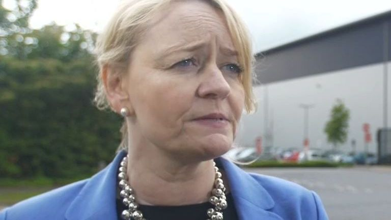 Sharon Graham is the new general secretary of Unite