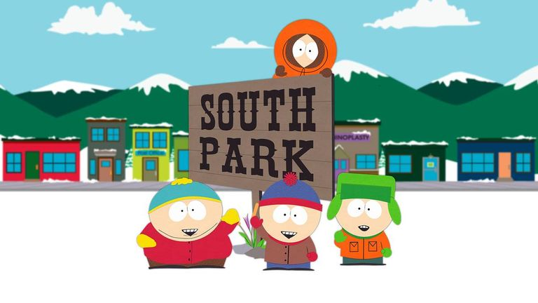 The South Park gang will be around for 14 more films. Pic: South Park Studios