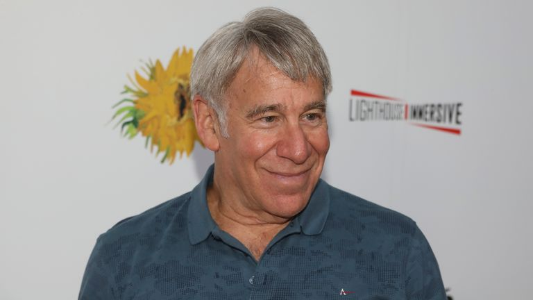 Stephen Schwartz is the composer behind shows such as Wicked and The Prince Of Egypt. Pic: Andy Kropa/Invision/AP