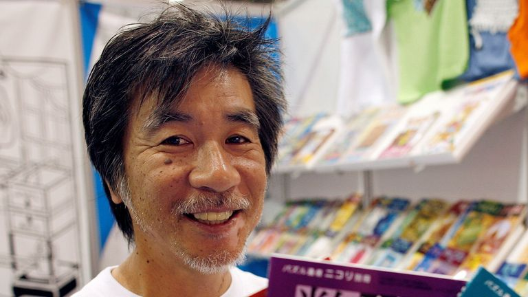 Maki Kaji has died from duct bowel cancer, aged 69